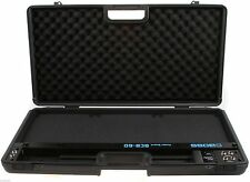 New Roland Boss BCB-60 Pedal Board Case Audio & Power Cables Included Pedals Box