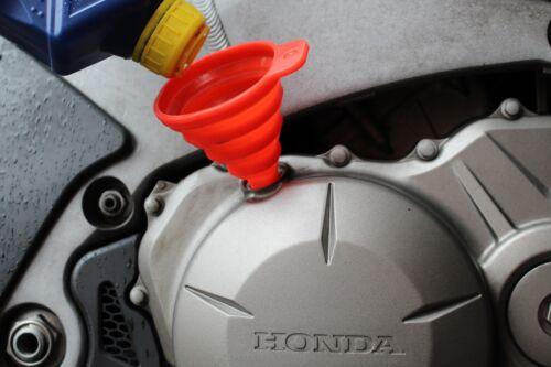 Honda VFR1200X Crosstourer DCT Highlander VFR800X Crossrunner Oil Funnel Bundle