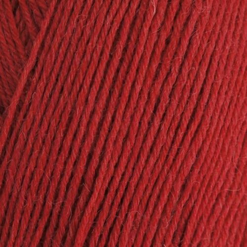 Wys signature 4ply fil cherry goutte 100g west yorkshire spinners 529