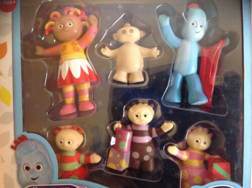 In The Night Garden 6 Character Gift Pack New Boxed Original Design 6 Figure Set