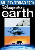 Disneynature - Earth Blu-ray Disc, 2009  - $0.99