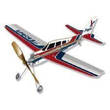Archer PA-28-181 Rubber Band Powered Model Light Plane Kit: Lyonaeec 05003 R3
