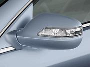 Acura RL power-folding LED signal mirror pair/2005~2012