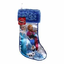 Disney Frozen Christmas Stocking - Anna Elsa & Olaf | eBay