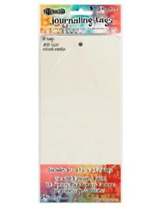 Ranger - Dyan Reaveley - Dylusions Surfaces - Journal Tags - Media Paper #10 Tag