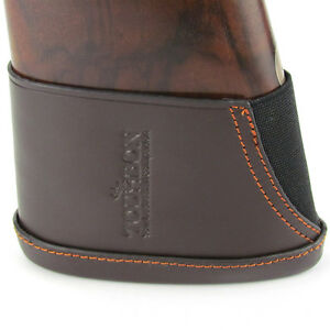 Tourbon-Leather-Slip-on-Recoil-Pad-Shooting-Protector-Shotgun-Rifle-Adjustable
