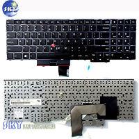 Lenovo Thinkpad Edge E530 E530c E535 Keyboard Us 04y0301 04w2443 Us Seller