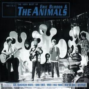 Eric-Burdon-The-Animals-Very-Best-Of-NEW-CD