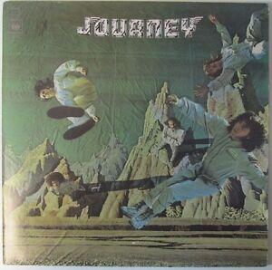Journey-Self-Titled-CBS-80724-First-Press-A1-B1-Vinyl-Lp-Record-Album-Prog-Rock
