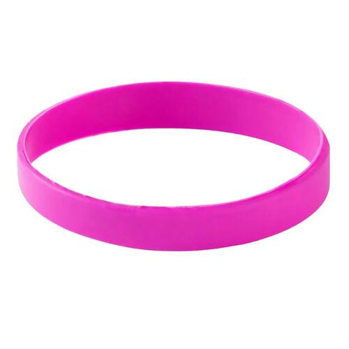 10 trozo ajustable pulsera silicona pulseras de goma deporte joyas cirujana