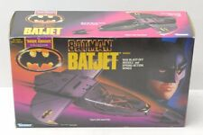Batman Dark Knight Collection Kenner 1990 BATJET NIP SEALED PACKAGE