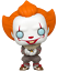 Pennywise-with-Glow-Bug-Funko-Pop-Vinyl-New-in-Box thumbnail 1