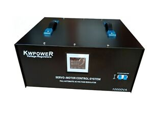 Stabilizzatore di tensione 10000VA 3kW 4kW 5kW 220V 230V corrente 40A