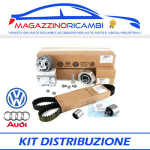 KIT-DISTRIBUZIONE-ORIGINALE-AUDI-A1-A3-A6-1-6-2-0-TDI-VW-GOLF-SEAT-03L198119F
