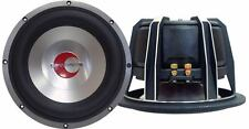 "Lanzar Opti 12"" 2200w DVC Dual 2 OHM Competition Car Audio Subwoofer SPL Sub"