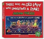 There Was an Old Lady Who Swallowed a Star + Jigsaw Puzzle by P. Crumble (Paperback, 2015)