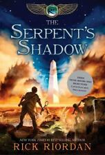 The Serpent's Shadow Kane Chronicles, Book 3