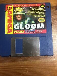 The-One-Amiga-Magazine-cover-disk-May-1995-Gloom-TESTED-WORKING