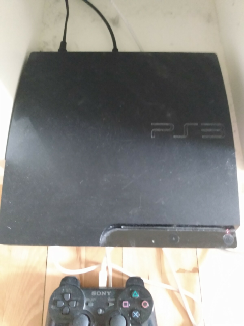 Playstation 3, CECH-3004B, God, Sælger min playstation 3 da…