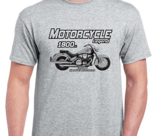 Honda VTX1800 2006 Inspiré Moto Motocross shirt tshirt