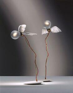 Ingo-Maurer-Lucellino-laiton-lampe-de-table-Aile-intensite-variable