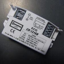 CR121 Electronic Ballast 7W 9W 11W 4P 2G7 base PL-S DULUX S/E 220-240V