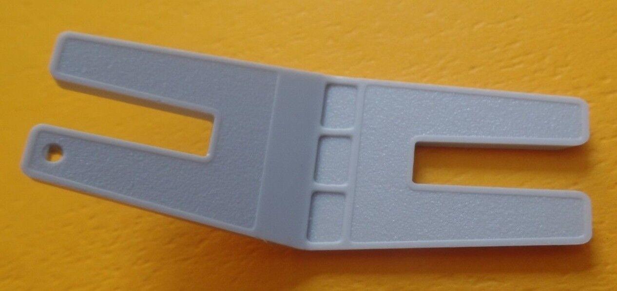Button Reed Presser Foot for Husqvarna Viking machines