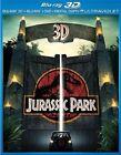 Jurassic Park 3d 0025192180279 Blu-ray Region a