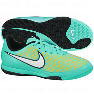 2f73648a37e Nike Magista Onda IN INDOOR 2014 Soccer SHOES New Turquoise   Orange ...