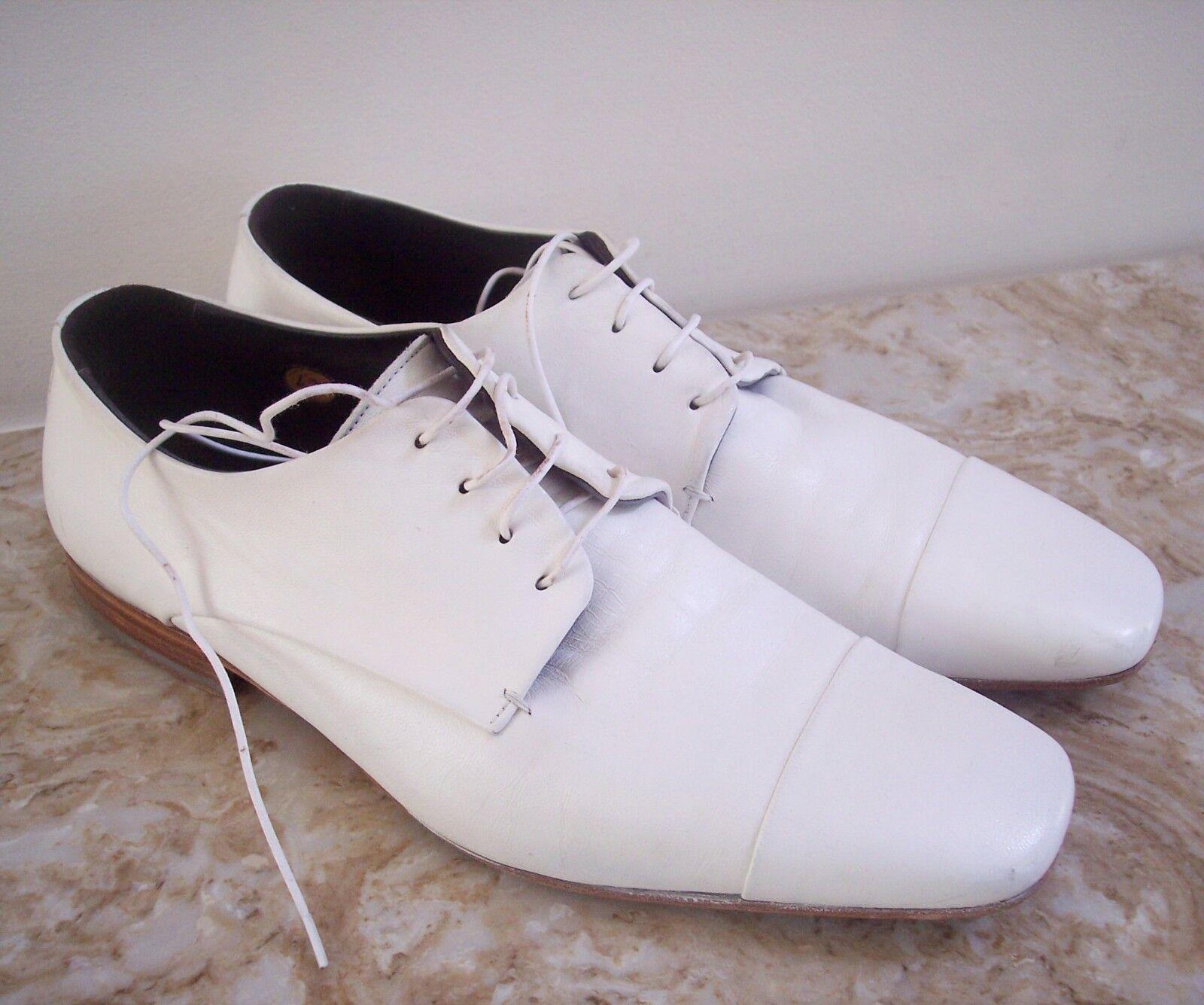 a4f332d5 Zapatos de FERRE increíble blancoo 42 Italia Cuero GIANFRANCO ndojxa2959- Zapatos de vestir. Bally Frenz Hombre Cuero Perforado Zapatillas ...