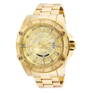 Invicta-Star-Wars-Gold-Automatic-Limited-Edition-Stainless-Steel-52MM-26522-NEW
