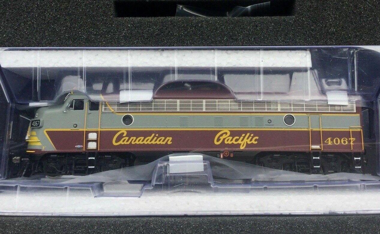 Rapido 1 87 Ho Cpr Canadian Pacific FP7 Script rossoulación RD DC DCC SONIDO