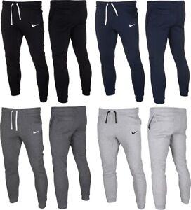 Nike-Mens-Pants-Bottom-Tracksuit-New-2019-Club-Fleece-Training-Football-Running