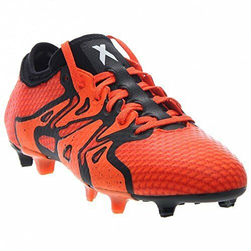 ADIDAS adidas X 15.1 Primeknit FG/AG - solar orange/black/bold orange 11