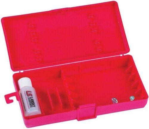 """Lansky LB700 Custom Sharpening Carrying Case Oil 8.375/""""x4.25/"""""""