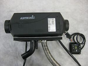 New Eberspacher Espar Airtronic D2 Heater 10 Hour Timer
