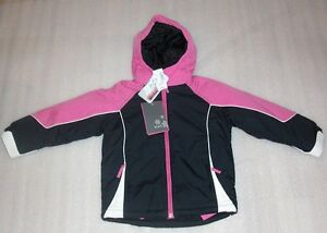 NEW-Children-039-s-Place-Girls-3-in-1-PINK-Winter-Jacket-System-Sz-4-14-NWT-HTF