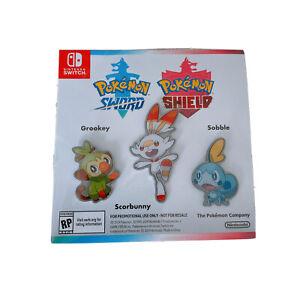 SCORBUNNY /& SOBBLE figure-New exclusive from Sword /& Shield ! Pokemon GROOKEY
