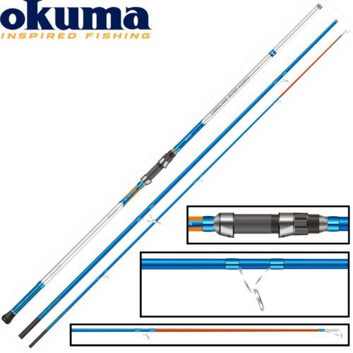 Okuma Surf Arena 4,50m 100-200g Brandungsrute Angelrute zum Plattfischangeln