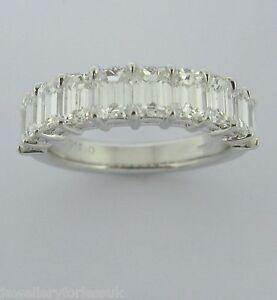18Carat-White-Gold-Emerald-Cut-Diamond-Nine-Stone-Half-Eternity-Ring-2-00-carats
