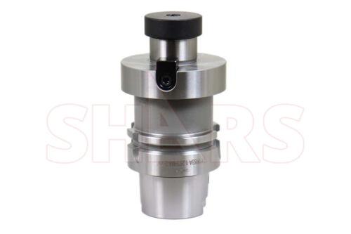 "A63 HSK 63A Shell Face Mill Holder 1.25/"" x 2.75/"" Balanced to 15000 RPM G6.3"