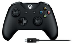 Microsoft-4N6-00002-4N6-00002-mando-y-volante-Gamepad-PC-Xbox-One-Bluetooth-U