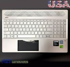 HP Pavilion 15-e052TX Keyboards4Laptops German Layout White Frame White Laptop Keyboard Compatible with HP Pavilion 15-e052so HP Pavilion 15-e052sr HP Pavilion 15-E053CA HP Pavilion 15-e052sv