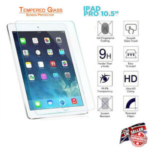 9H Genuine Tempered Glass Screen Film Screen Protector For Apple iPad 9.7 10.5
