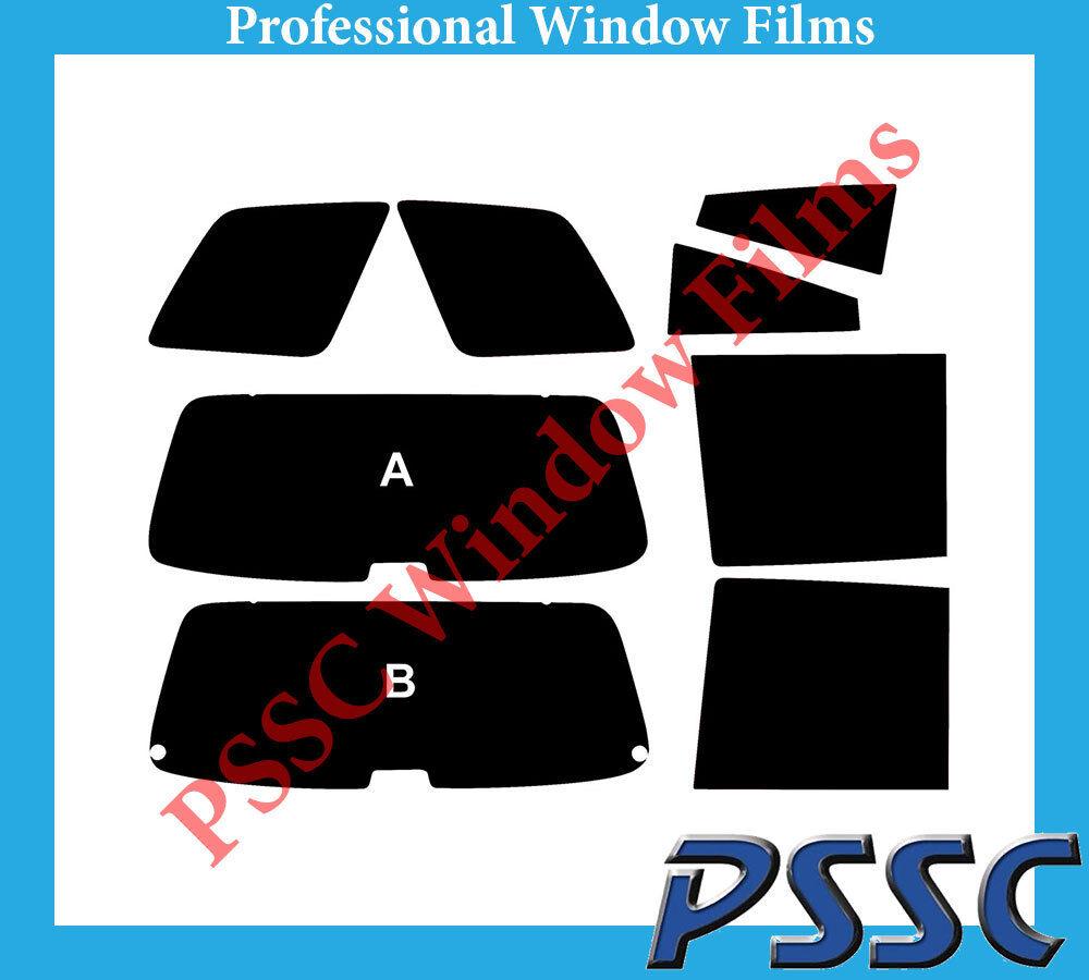 PSSC Pre Cut Rear Car Window Films - Hyundai Santa Fe 2001 to 2006