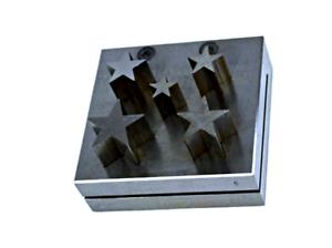 5 Cortador de disco en forma de estrella fabricación de joyas