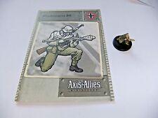 Panzerfaust 30, Axis & Allies-Base Set, 33/48, Tarjeta C/W