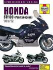 Honda ST1100 Pan European V-Fours Motorcycle Service and Repair Manual by Haynes Publishing Group (Paperback, 2008)