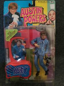 McFarlane Toys Austin Powers Action Figure Series 2