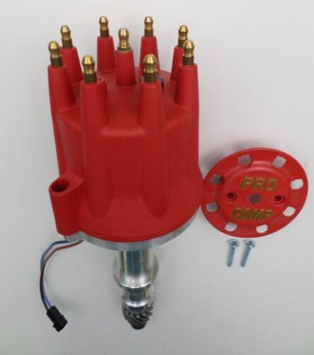 PONTIAC 326-350-389-400-455 PRO-BILLET RACE Distributor Spark Plug Wires COIL